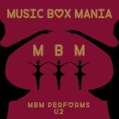 Music Box Versions of U2 de Music Box Mania