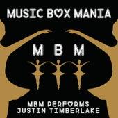 Music Box Versions of Justin Timberlake de Music Box Mania