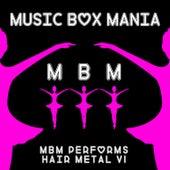 Music Box Versions of Hair Metal V1 de Music Box Mania
