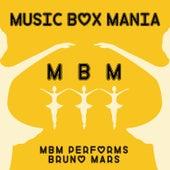 MBM Performs Bruno Mars de Music Box Mania