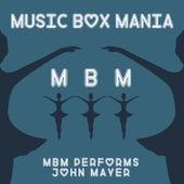 Music Box Versions of John Mayer de Music Box Mania