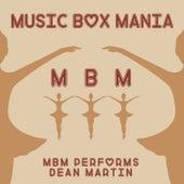 Music Box Versions of Dean Martin de Music Box Mania