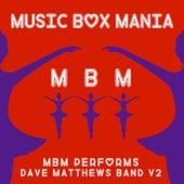 Music Box Versions of Dave Matthews V2 de Music Box Mania