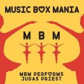 Music Box Versions of Judas Priest de Music Box Mania