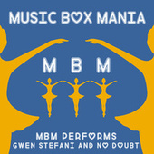 Music Box Versions of Gwen Stefani & No Doubt de Music Box Mania