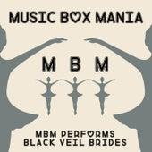 Music Box Versions of Black Veil Brides de Music Box Mania
