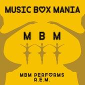 Music Box Versions of R.E.M. de Music Box Mania