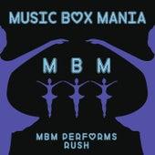 Music Box Versions of Rush de Music Box Mania