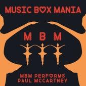 Music Box Versions of Paul McCartney de Music Box Mania