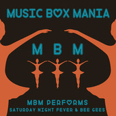 Music Box Versions of Saturday Night Fever & Bee Gees by Music Box Mania