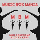 MBM Performs Alicia Keys de Music Box Mania