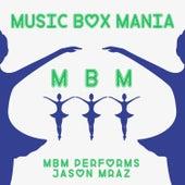 Music Box Versions of Jason Mraz de Music Box Mania