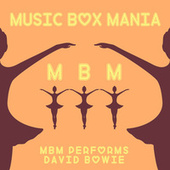 Music Box Versions of David Bowie de Music Box Mania