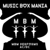 Music Box Versions of AC/DC by Music Box Mania