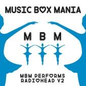 Music Box Version of Radiohead, Vol. 2 de Music Box Mania