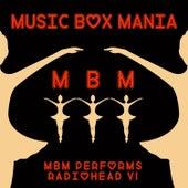 Music Box Versions of Radiohead de Music Box Mania