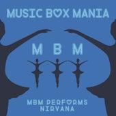 Music Box Versions of Nirvana de Music Box Mania
