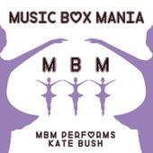 Music Box Versions of Kate Bush de Music Box Mania