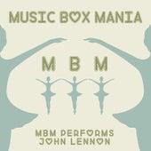 Music Box Versions of John Lennon de Music Box Mania