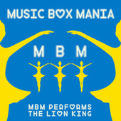 Music Box Versions of The Lion King by Music Box Mania