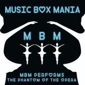 Music Box Versions of Phantom of the Opera de Music Box Mania