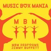 Music Box Versions of Jimmy Buffett de Music Box Mania