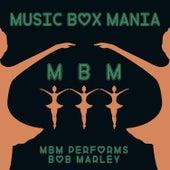 Music Box Versions of Bob Marley de Music Box Mania