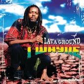 Lava Ground by I Wayne