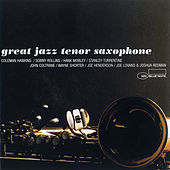 Great Jazz Tenor Saxophone by Various Artists