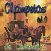 Champetas de Colombia, Vol. 10 by Various Artists