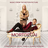 Mortdecai (Original Motion Picture Soundtrack) by Geoff Zanelli
