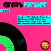 Great Fifties , Vol. 5 de Various Artists