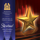 Showtime! Music of Broadway and Hollywood de Various Artists