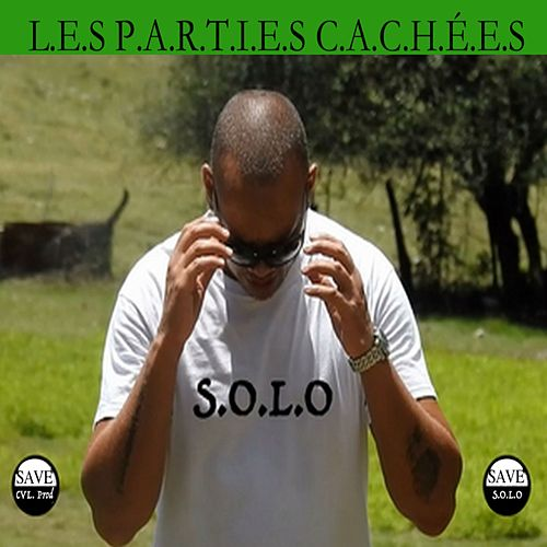 Les parties cachées by Solo