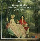 Onslow: Nonet in A Minor, Op. 77 & String Quintet No. 19 in C Minor, Op. 44 by Wolfgang Güttler