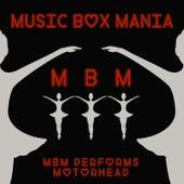 Music Box Versions of Motorhead de Music Box Mania