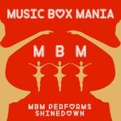 Music Box Version of Shinedown de Music Box Mania