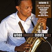 When Lounge Meets Jazz Vol. 5 de Various Artists