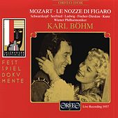 Le nozze di Figaro, K. 492 (Live) by Various Artists