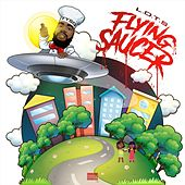 Flying Saucer by Lots