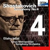 Shostakovich: Symphony No. 4 de Eliahu Inbal
