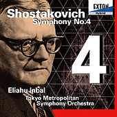 Shostakovich: Symphony No. 4 von Eliahu Inbal