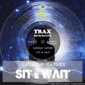 Sit & Wait de Carmelo Carone