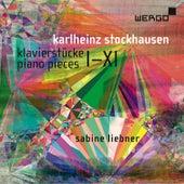 Karlheinz Stockhausen: Klavierstücke | Piano Pieces I-XI by Sabine Liebner