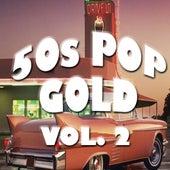 50's Pop Gold Vol. 2 de Various Artists