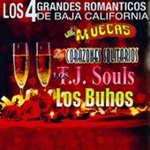 Los 4 Grandes Romanticos de Baja California by Various Artists