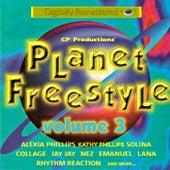 Planet Freestyle, Vol. 3 de Various Artists