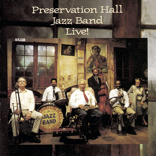 Live! by Preservation Hall Jazz Band