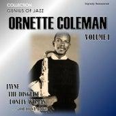 Genius of Jazz - Ornette Coleman, Vol. 1 (Digitally Remastered) von Ornette Coleman
