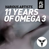 11 Years of Omega 3 de Various Artists